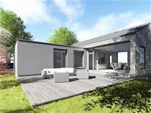 Bungalow 200 Qm : bungalow typ 3 mit 124 qm br uer architekten rostock ~ Markanthonyermac.com Haus und Dekorationen