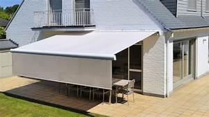 Store Banne Avec Lambrequin : store terrasse avec lambrequin d roulable brustor ~ Edinachiropracticcenter.com Idées de Décoration