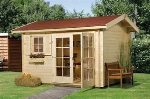 Abris De Jardin Haut De Gamme : chalet maison bois abris et construction bois pour la ~ Premium-room.com Idées de Décoration