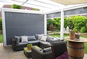Dielenbretter Für Terrasse : 10 ideen f r den passenden sichtschutz auf terrasse und balkon ~ Michelbontemps.com Haus und Dekorationen