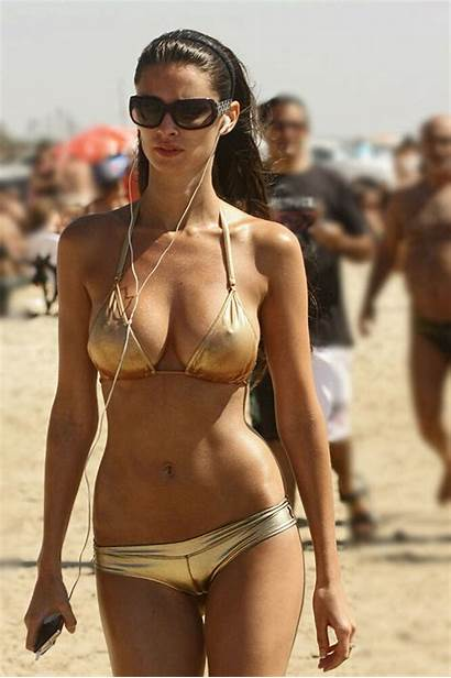 Beach Bikini Woman Poster Wall Framed Stunning