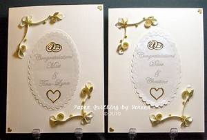 creative paper quilling by doreen wedding season means With wedding invitation cards cochin
