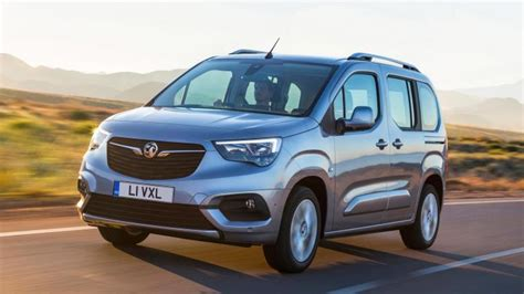 opel combo 2018 vauxhall combo mpv to start from 163 20 530 carbuyer