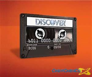 Discover Mix Tape Student CardDiscover Mix Tape Student Card