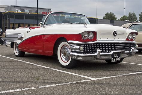 Buick Classic Car by Classic Cars 1958 Buick Century Classic American Car