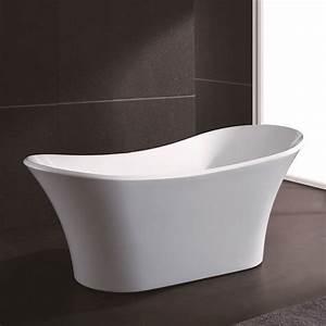 71 U0026quot  Soaking Bathtub Acrylic White Pedestal Bath Tub Bathroom Shower W   Faucet