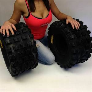 Free Shipping  2  20x10x9 Rear Tires Honda 250r 400ex 450r