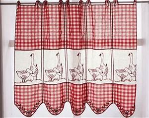 17 meilleures idees a propos de rideaux vichy sur With rideaux à carreaux rouge et blanc