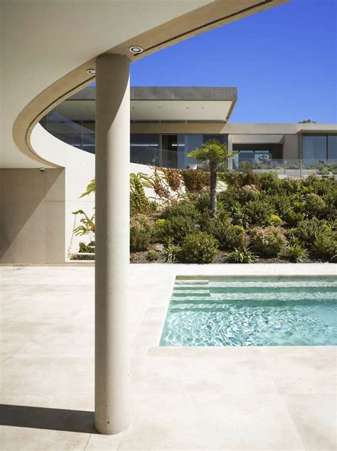 Gorgeous Minimalist Home Overlooking The In Chile by Gorgeous Minimalist Residence Overlooking The