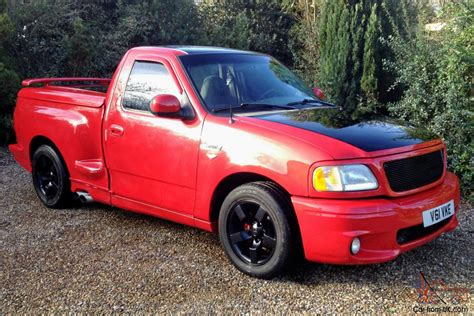 1999 Ford f150 svt lightning for sale
