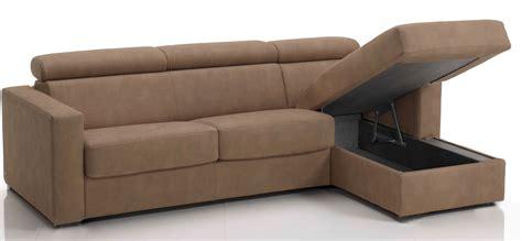 canap avec m ridienne convertible canapé d 39 angle convertible avec têtières revêtement