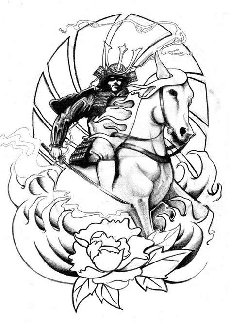 Pin by Piotr Goduń on Konie | Japońskie tatuaże, Rysunek
