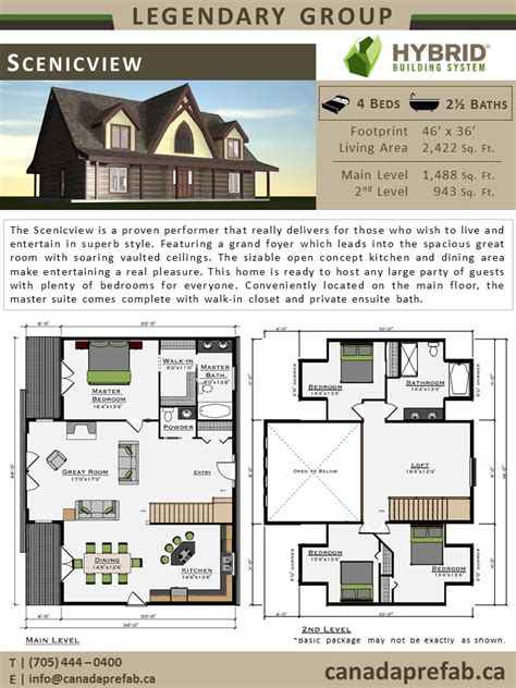 timber frame plans prefab post beam floor plans canadaprefabca