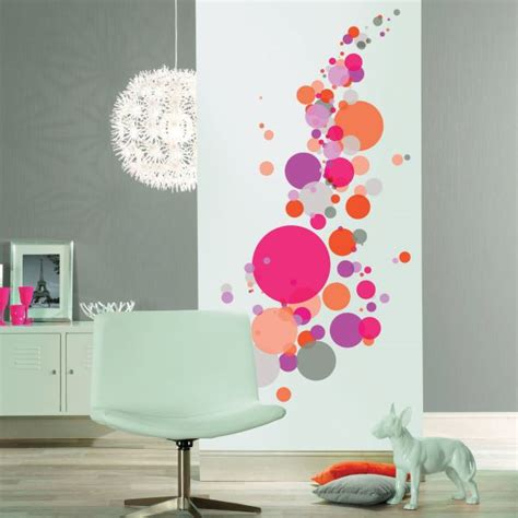 dessin mural chambre adulte stickers muraux salon stickers deco