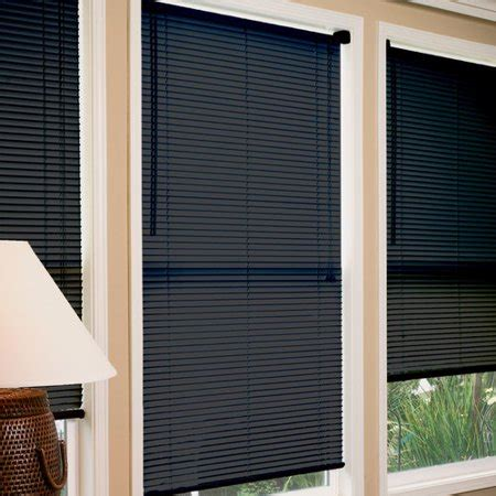 blinds at walmart radiance 1 quot vinyl mini blind walmart