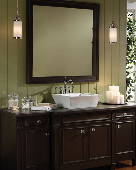 bridgeport pendant by tech lighting in bathroom