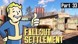 Fallout 4 - SETTLEMENT BUILD GUIDE 33 - Sunshine Tidings ...