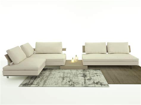Divano Modulare Con Tavolino Integrato Freesofa