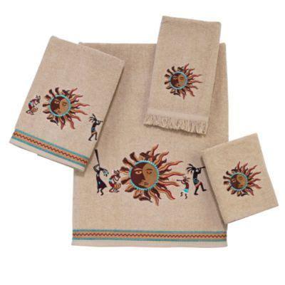 avanti southwest sun bath towel collection