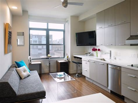 Life In Small Rooms 5 Micro Apartments And How They Fit