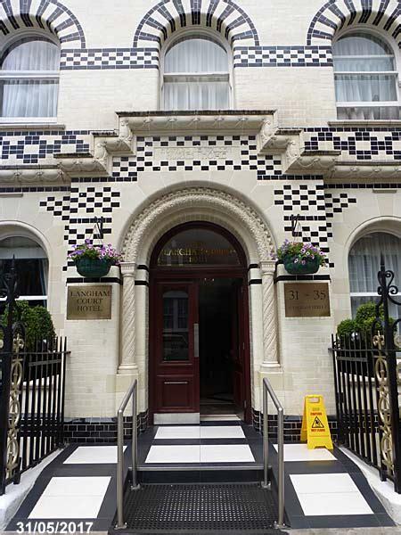 langham court hotel london
