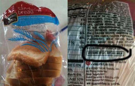 gluten  food labels  canada