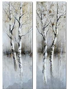 1000 ideas about tree paintings on pinterest textured With best brand of paint for kitchen cabinets with ebay abstract wall art