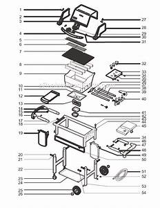 Weber 6331398 Parts List And Diagram