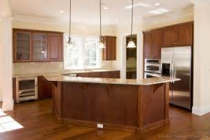 kitchen ideas for medium kitchens pictures of kitchens traditional medium wood kitchens cherry color