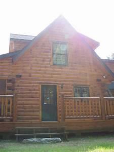 Painting log cabin exterior colors joy studio design for Interior paint colors for log cabins