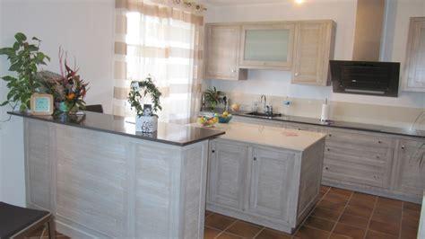 cuisine maison bois réalisation sur mesure de cuisines ou meubles de cuisine