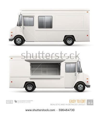 food truck template truck stock images royalty free images vectors