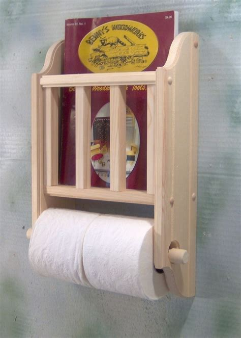 tissue  magazine holder   bath etsy diy toilet