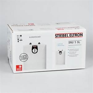 Stiebel Eltron Snu 5 S : stiebel eltron snu5 sl kleinspeicher eek a 1kw von stiebel eltron bei elektroshop wagner ~ Eleganceandgraceweddings.com Haus und Dekorationen