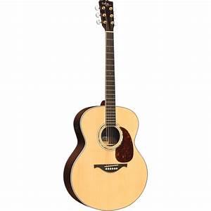 Custom Acoustic J37E - Acoustic Guitars - Guitar & Bass