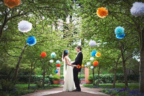 real weddings prairie andris san fran garden wedding