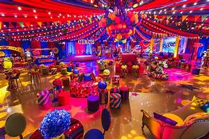 Vintage Circus Themed Birthday Party Hot Girls Wallpaper
