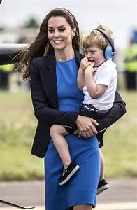Kate Middleton éduque le prince George avec des techniques ...