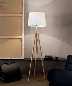 Stehlampe Dreibein Holz : ideal lux york dreibein stehleuchte kaufen ~ Pilothousefishingboats.com Haus und Dekorationen