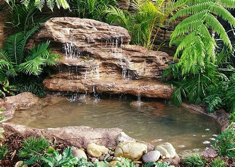lake home decorating large backyard landscape pond waterfall kits rocks