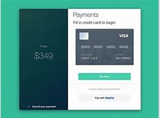 Payment UI Sketch freebie Download free resource for