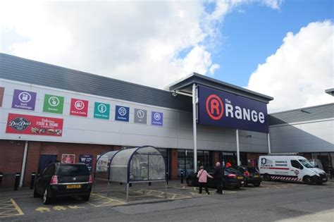 the range store the range to open 109th store in bromborough on friday liverpool echo