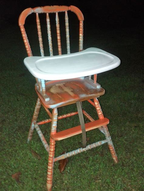 The Refurbished High Chair By Mike Martinez Visit