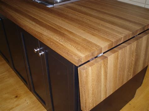 lowes butcher block countertop refinishing a butcher block countertop loccie better
