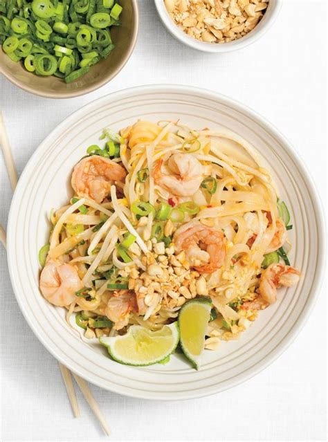 ricardo cuisine francais shrimp pad ricardo