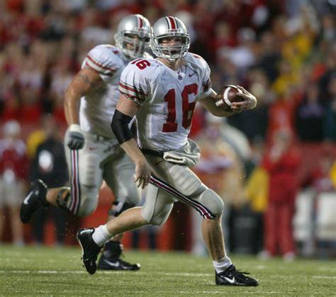 ohio state football top  buckeye quarterbacks   time