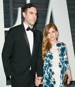 What is Sacha Baron Cohen and Isla Fisher's baby son's name?