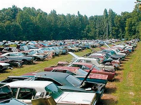 ultimate guide  auto salvage yard
