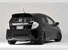 Garage Vary Rear Diffuser Honda Fit 20102013 motiveJAPAN