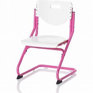 Schreibtischstuhl Kinder Ohne Rollen : schreibtischstuhl kid 39 s chair plus pink weiss pink ~ A.2002-acura-tl-radio.info Haus und Dekorationen